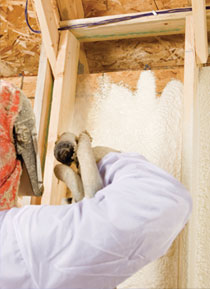 Athens Spray Foam Insulation Services and Benefits